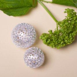 Silberteile in verschiedenen Größen. Zum Umgestalten deiner Lieblingskette oder auch einzeln per Gramm.