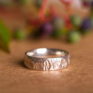 Ring 925 Silber - Unikat - individuelle Anfertigung