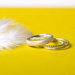 Freundschaftsringe oder auch Ringe für die Hochzeit? Ganz wie es Euch gefällt!